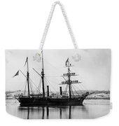 Brazilian Steamship, 1863 Weekender Tote Bag