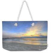 Breach Inlet Sunrise Weekender Tote Bag