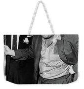 Brendan Behan (1923-1964) Weekender Tote Bag