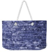 Brick Wall Weekender Tote Bag