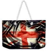 British Flag 10  Weekender Tote Bag