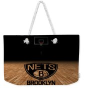 Brooklyn Nets Weekender Tote Bag