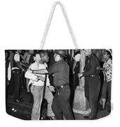 Brooklyn Riots, 1964 Weekender Tote Bag