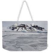 Brown Bluff, Antarctica Weekender Tote Bag