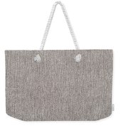 Brown Material Weekender Tote Bag