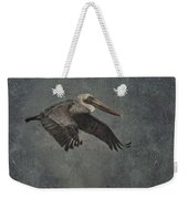 Brown Pelican 2 Weekender Tote Bag