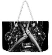 Bubble Chair Weekender Tote Bag