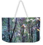 Bubble Trees Weekender Tote Bag