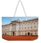 Buckingham Palace In London Uk Weekender Tote Bag