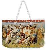 Buffalo Bills Wild West Weekender Tote Bag