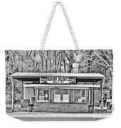 Burger Delight Weekender Tote Bag by Scott Pellegrin