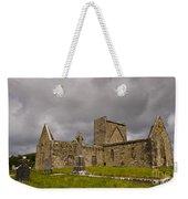 Burrishoole Friary, Ireland Weekender Tote Bag