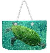 Busch Turtle  Weekender Tote Bag