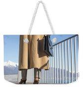 Business Woman Weekender Tote Bag