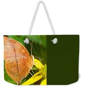Butterfly Mimicry Weekender Tote Bag
