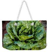 Butterhead Lettuce Weekender Tote Bag