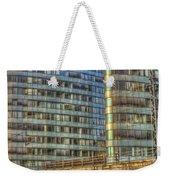 Bvg Building Weekender Tote Bag