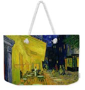 Cafe Terrace Arles Weekender Tote Bag