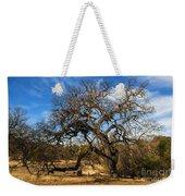 California White Oak Weekender Tote Bag