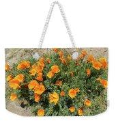 Californian Poppy Eschscholzia Weekender Tote Bag
