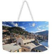 Camogli. Italy Weekender Tote Bag