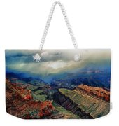 Canyon Clouds Weekender Tote Bag