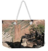 Canyon De Chelly Spider Rock Weekender Tote Bag