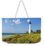 Cape Florida Lighthouse Weekender Tote Bag