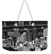 Cape Town Skyline - South Africa Weekender Tote Bag