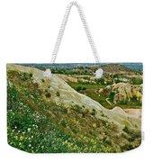 Cappadocia Landscape-turkey Weekender Tote Bag