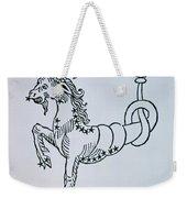 Capricorn Weekender Tote Bag