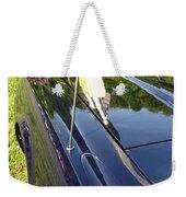 Car Reflection Weekender Tote Bag