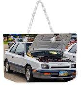 Car Show 043 Weekender Tote Bag