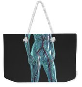 Cardiovascular System Female Weekender Tote Bag