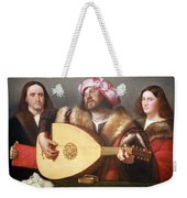 Cariani's A Concert Weekender Tote Bag