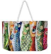 Carp Kites Weekender Tote Bag