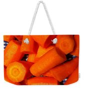Carrots Ready To Cook Weekender Tote Bag
