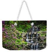 Cascading Waterfall Weekender Tote Bag