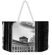 Castello Visconteo Weekender Tote Bag