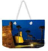 Castillo De San Marcos St. Augustine Florida Weekender Tote Bag