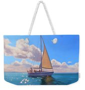 Catching The Wind Weekender Tote Bag
