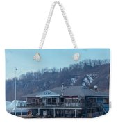 Cathedral Bluffs Yacht Club At Toronto Weekender Tote Bag