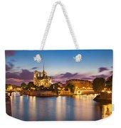 Cathedral Notre Dame Weekender Tote Bag