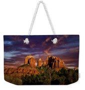 Cathedral Rock Weekender Tote Bag