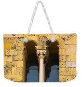 Cathedral Window Weekender Tote Bag