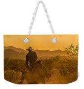 Cattle Drive 7 Weekender Tote Bag
