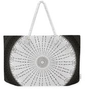 Ceiling Dome Weekender Tote Bag