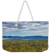 Central Yukon T Canada Taiga And Ogilvie Mountains Weekender Tote Bag