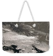 Chamonix From Above Weekender Tote Bag