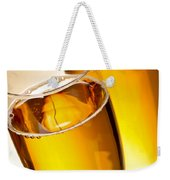Champagne In Glasses Weekender Tote Bag